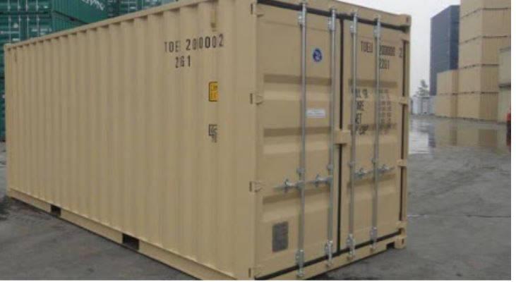 5 yếu tố chọn mua container đúng cách