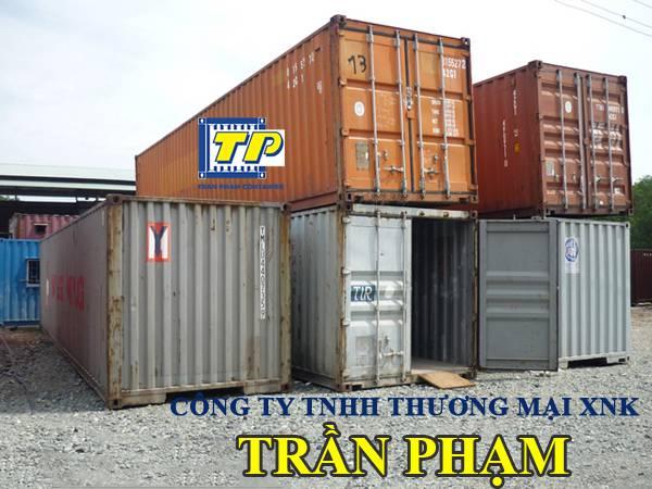 tại sao lại nên mua container cũ