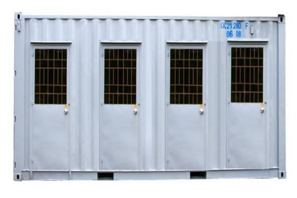 Dịch vụ cho thuê container nhà vệ sinh di động tại Trần Phạm