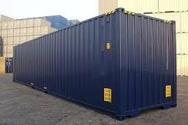 Sức chứa lớn là một trong những ưu điểm của container kho