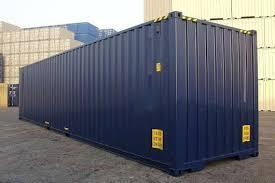 Dịch vụ cho thuê container 40 feet tại Trần Phạm