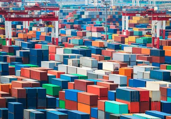 Nguồn hàng container đa dạng kích thước mẫu mã
