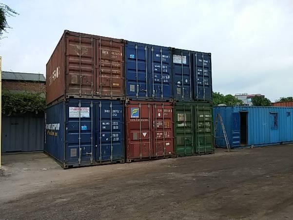Cho thuê container giá rẻ chất lượng khu vực miền Nam