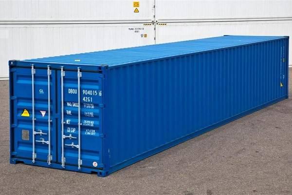 cho thuê container giá rẻ 40 feet thường