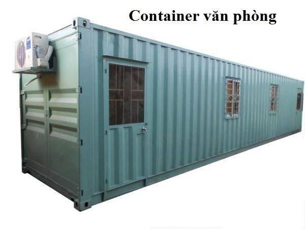 cho thuê container Bình Dương