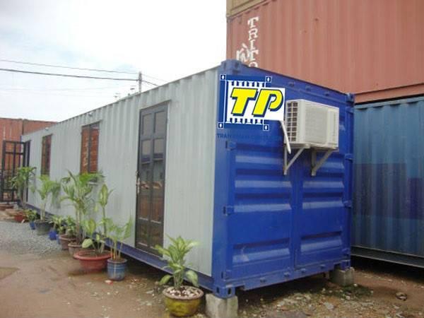 Công dụng của việc sử dụng Container văn phòng là gì