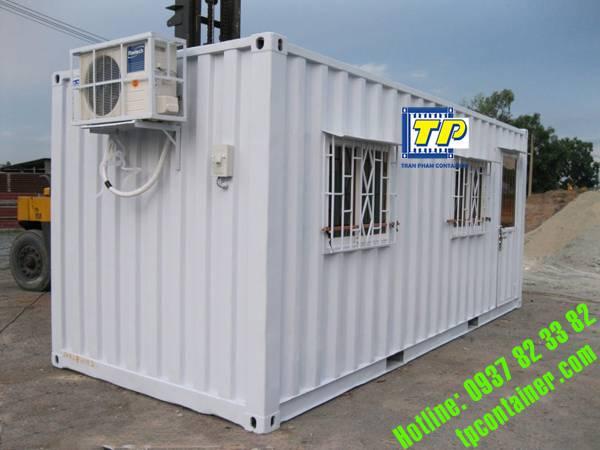Dịch vụ cho thuê container văn phòng giá rẻ toàn quốc