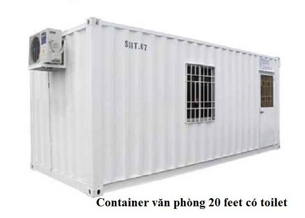 cho thuê container Đồng Nai