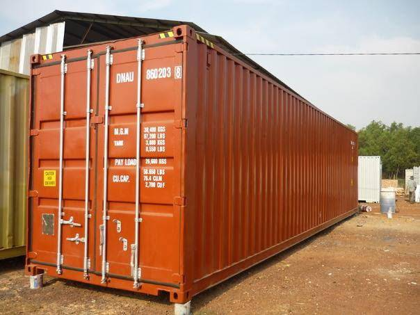 container kho uy tín