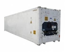 Container lạnh 40 feet do Trần Phạm cung cấp