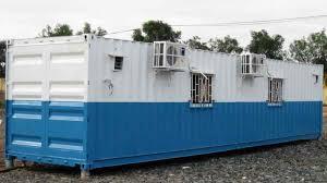 container dùng làm văn phòng