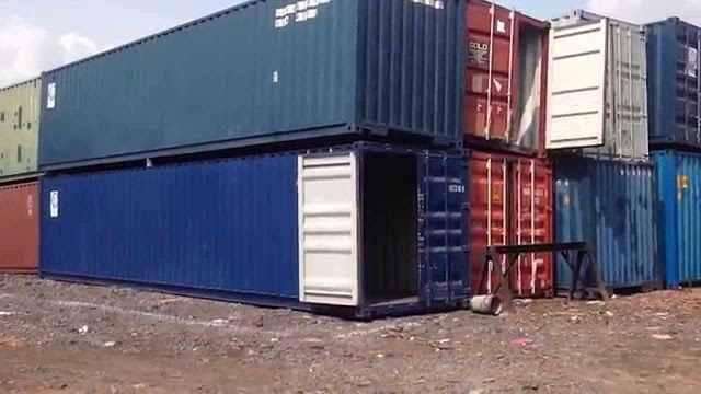 bán và ho thuê container chất lượng tốt