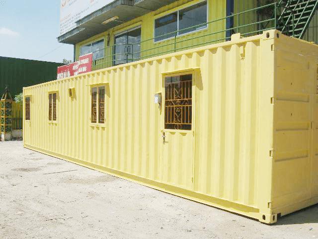 container văn phòng hiện đại giá rẻ