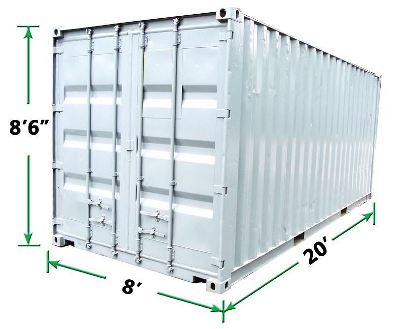 container cũ chất lượng cao