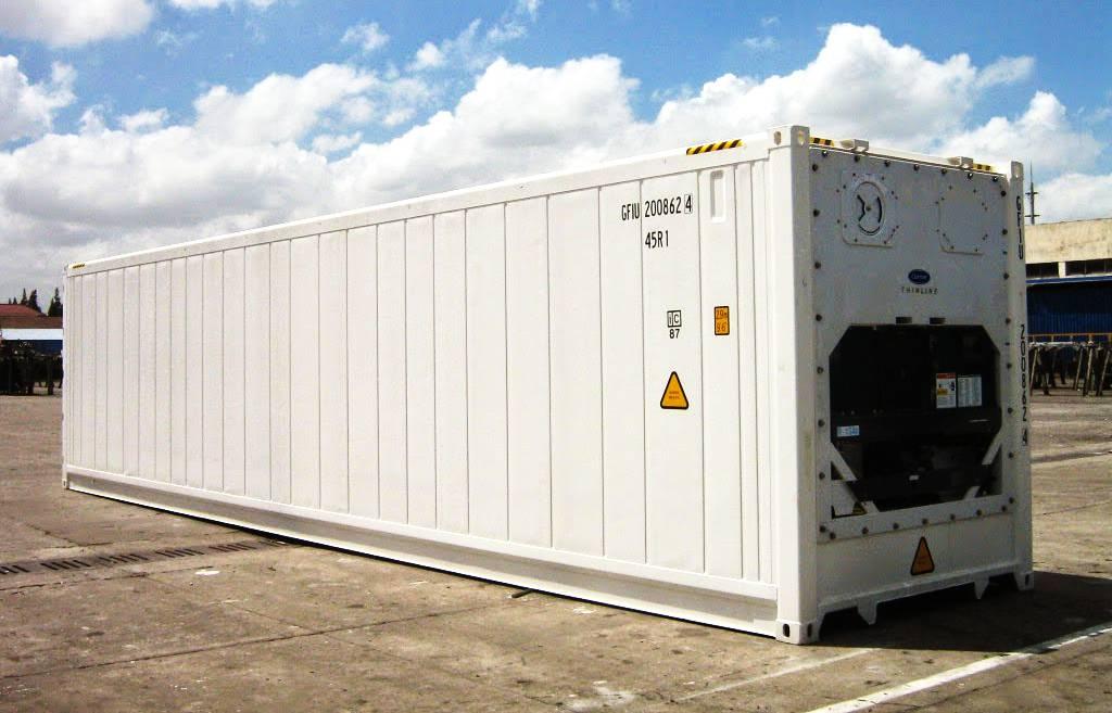 container kho lạnh bảo quản tốt thực phẩm