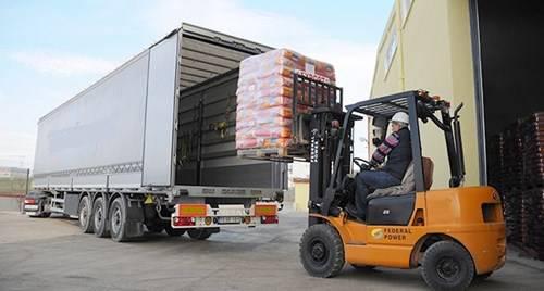 dịch vụ vận chuyển, nâng hạ container