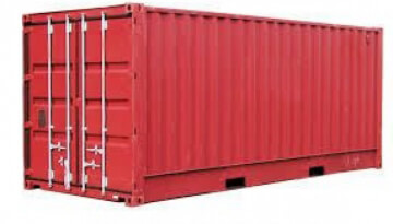 Những ứng dụng của container kho 20 feet