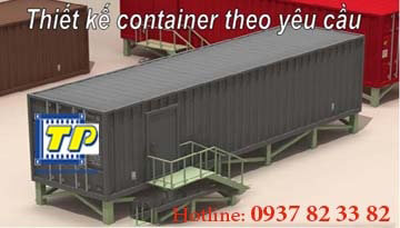 Thiết kế container theo yêu cầu